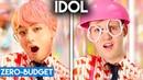 K-POP WITH ZERO BUDGET! (BTS - IDOL)