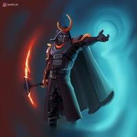 Рисунок профиля (Дмитрий Леденёв)