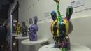 UTV Уфимские уличные художники открыли выставку виниловых игрушек
