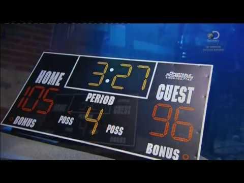 Спортивные табло Sportable Scoreboards ( Из чего это сделано )