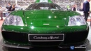 2017 Noble M600 Carbon Sport - Exterior Interior Walkaround - 2017 Geneva Motor Show