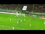 Контрольный матч. Россия - Бразилия 0:1 53 Миранда