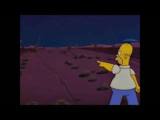 The Simpsons Infected Mushroom Trip
