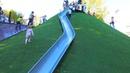 Playground Развлечения Детская ПЛОЩАДКА Развлекательный Центр БАТУТ Большая Горка для Детей ПАРК