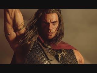 Conan Unconquered - Кинематографический трейлер