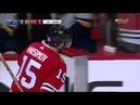 Первый гол Анисимова в сезоне\ Хайповый Хоккей Спорт NHL НХЛ nhlnews анисимов чикаго артеманисимов