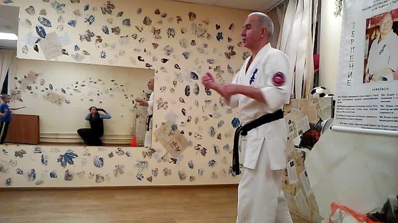 Федерация Кёкусинкай, каратэ в Творческой мастерской на Ленина 162-а, 44-75-09