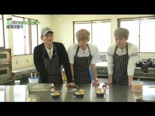 180628 EXO CBX @ Travel the World on EXO's Ladder Episode 29