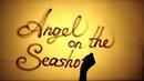 Песочный фильм Ангел на Берегу Sand art Angel on the Seashoreby Kseniya Simonova Aylan Kurdi