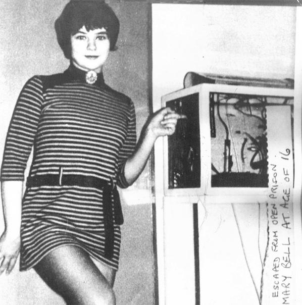 мэри белл было всего одиннадцать лет, когда она убила двух маленьких мальчиков в ньюкасле, англия. в одном из районов города весной 1968 года стали происходить серьезные несчастные случаи. 25