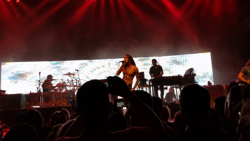 Incubus - Nice To Know You concert at The Fillmore Silver Spring on Sunday, August 12, 2018