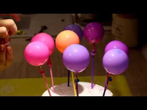 Желатиновые шарики