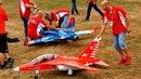 YAK-130 INCREDIBLE RC SCALE MODEL TURBINE JET FLIGHT DEMONSTRATION / Jetpower Fair 2016