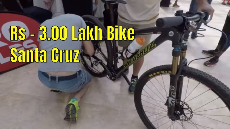 Hero MTB Himalaya 2018 | Riding a Santa Cruz MTB | Rs 3.00 Lakh | Day 1 vlog
