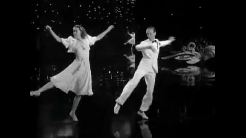 Eleanor Powell Fred Astaire Begin the Beguine Tap Dancing