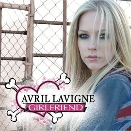 Avril Lavigne альбом Girlfriend (French Version - Clean)