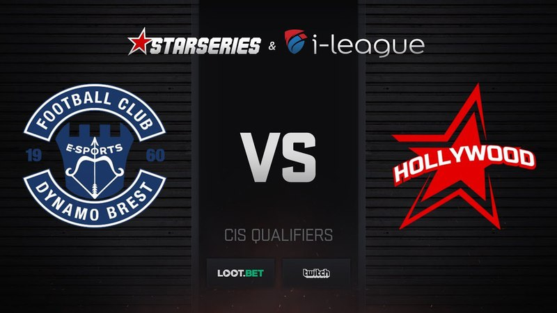 GoodJob vs HOLLYWOOD, map 2 mirage, StarSeries i-League S5 CIS Qualifier