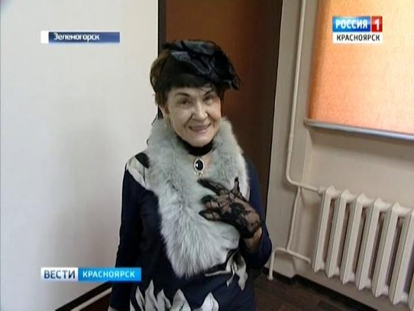 В Зеленогорске готовятся выбрать самую красивую пенсионерку