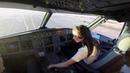 Cockpit View Landing Compilation, Pilot's eye.