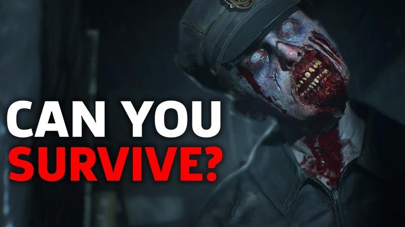 Resident Evil 2 Remake Gameplay   E3 2018