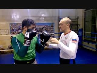 Школа бокса(ВИДЕО УРОКИ)