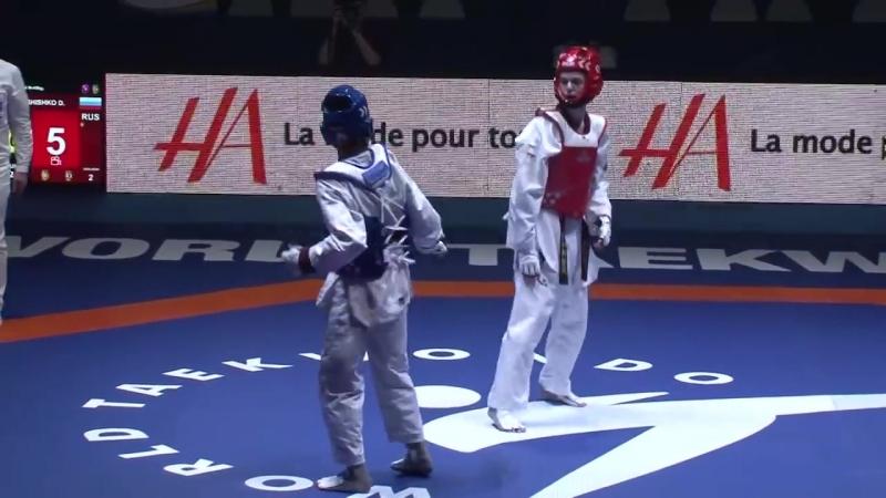 [Juniors Men –48kg FINAL] WT Qualification Tournament for Buenos Aires 2018 YOG