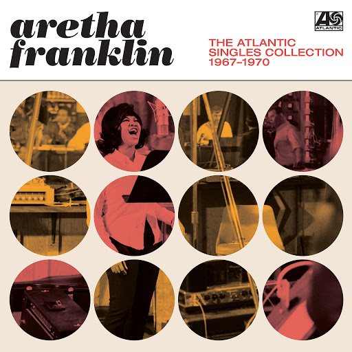 Альбом Aretha Franklin The Atlantic Singles Collection 1967-1970