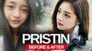 PRISTIN - Predebut Vs Now Before and After Pictures