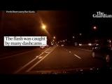 Падение огромного метеорита в Австралии: видео