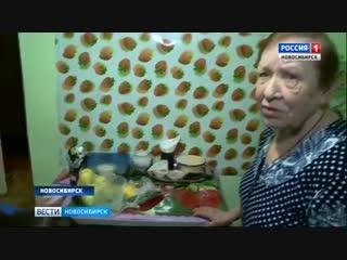 После сюжета «Вестей» новосибирцы помогли пенсионерке, ставшей жертвой мошеннико