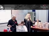 Стилист мирового уровня Паоло Элио провел beauty мастер-класс в Маринс Парк Отель Ростов