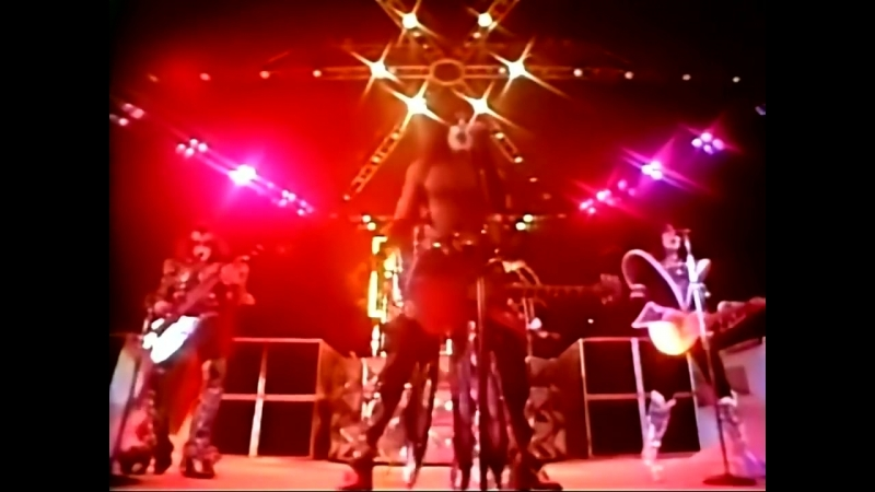KISS I Was Made For Lovin You Official Music Video