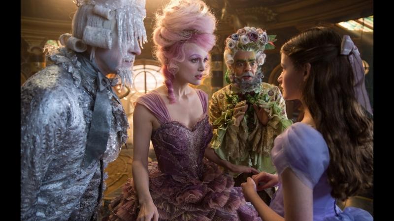 Щелкунчик и четыре королевства (The Nutcracker and the Four Realms) (2018) трейлер № 3 русский язык HD / Морган Фриман /