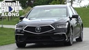 All-New 2018 Acura RLX Tech 10 Speed Transmission - Review and Test Drive - Smail Ride Along