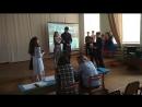 литературная композиция на конкурсе чтецов г.Тара 4 мая