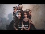 Новая коллекция детcких бальных платьев