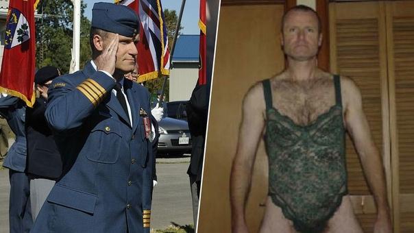 Канадский офицер после службы надевал женское бельё и шёл убивать Рассел Уильямс был примерным офицером Королевских ВВС Канады. Мужчина служил на крупнейшей авиабазе страны и считался восходящей