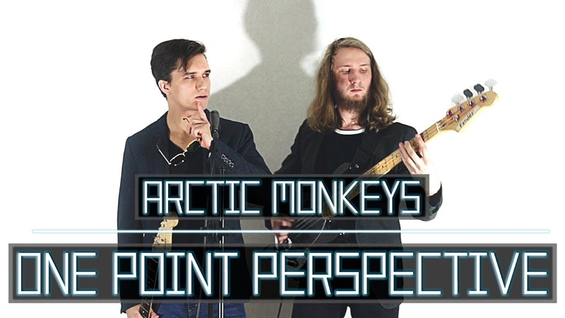 One Point Perspective - Arctic Monkeys (re-created)