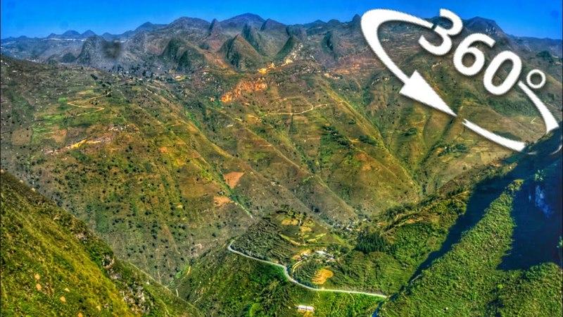 360° ВЬЕТНАМ МЕСТНЫЕ жители провинции Йенбай / МОТО трип по ЮВА / ПЕРВАЯ В МИРЕ Кругосветка 360 ВЛОГ