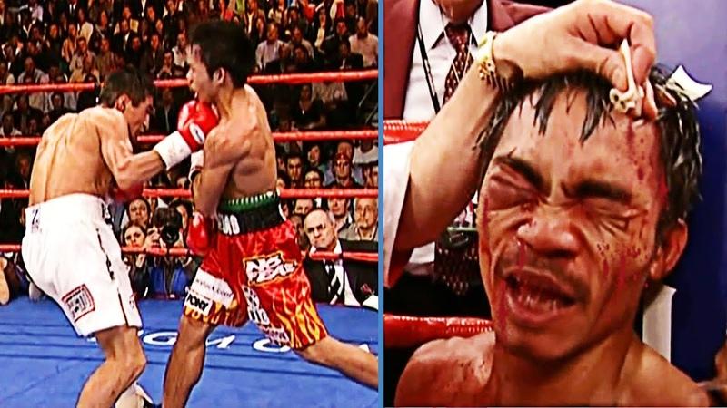 Cuando Erik Morales Venció a Manny Pacquiao