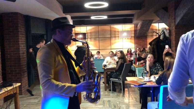 Саксофонист на Ваш праздник. vk.com/saxophoner