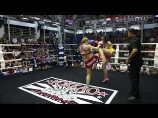 Katya vs Calista HL