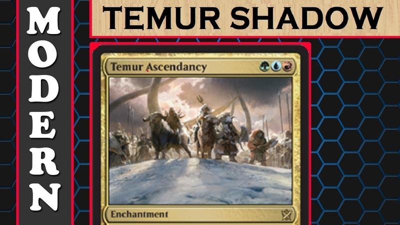 Temur Ascendancy SHADOW Modern Jank or Dank