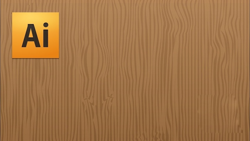 Create a Realistic Seamless Wood Textures in Adobe Illustrator