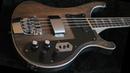 Nitrobacker v2.0 Custom Rickenbacker style bass w/ Bartolini pickups EMG preamp P MM