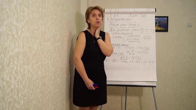 Русский язык 1 класс Сочетания жи ши, ча ща, чу щу