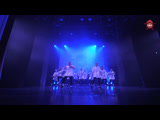 Get a buzz squad kids// 1st place dance show beginners// dancehall show by Olya BamBitta