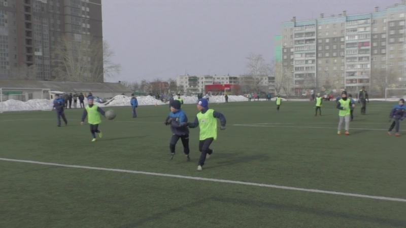 28.03.2018 Сигнал 2008 (1) - Академия футбола. Счет 3-2
