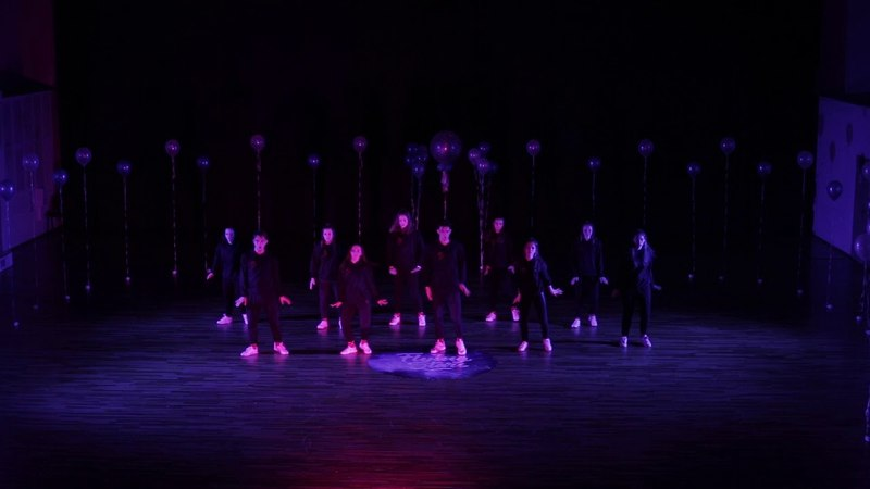 Отчетный концерт- Парад Планет - FS dance studio (Minsk) - Bogachenko Dmitrii - hip-Hop Choreo