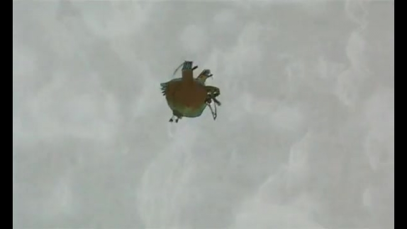 Iouri Tcherenkov - The Great Migration (1995)
